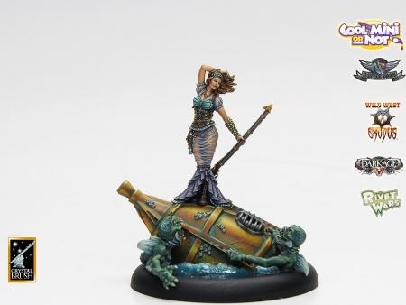 Steampunk Arielle