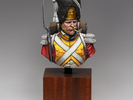 Silver - Swiss Guard Grenadier 1810 - Kirill Kanaev
