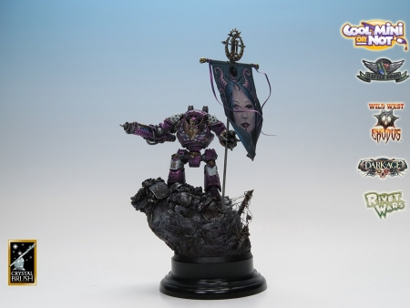 Emperor's Children Contemptor Dreadnought