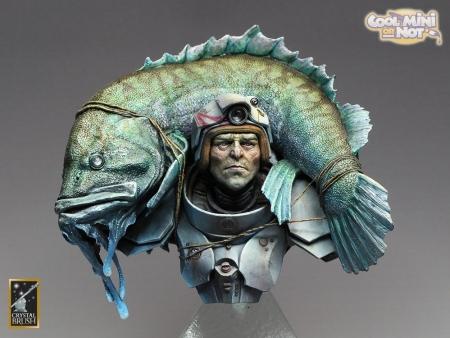 Gold - Ice Fisherman of Titan - Matt DiPietro