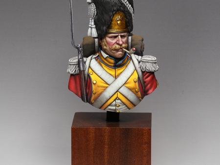 Silver - Swiss Guard Grenadier 1810 - Kirill Kanaev