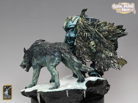 Gold - Space Wolf - Sergio Calvo Rubio