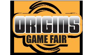 Logo Origins Game Fair