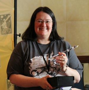 2014 Best of Show Winner, Rhonda Bender
